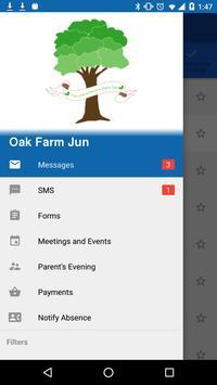Oak Farm Junior School apk screenshot