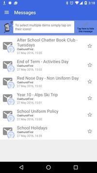 Oakhurst First School apk screenshot