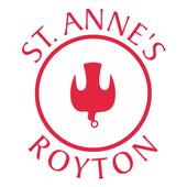 St Anne's School Royton icon