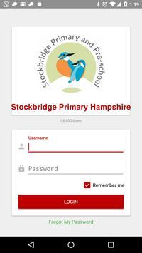 Stockbridge Primary Hampshire poster