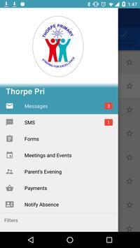 Thorpe Primary School apk screenshot