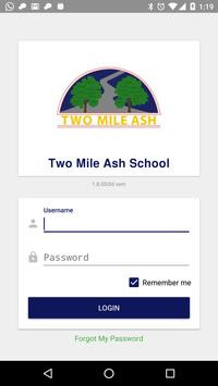Two Mile Ash School poster