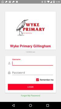 Wyke Primary Gillingham poster