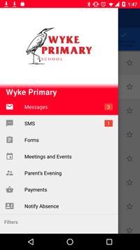 Wyke Primary Gillingham apk screenshot