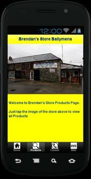 Brendan's Store Ballymena apk screenshot