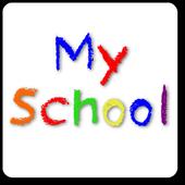 Penguin Powered School icon
