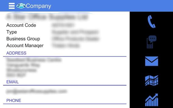 Prima CRM apk screenshot