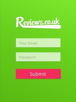Reviews.co.uk B2B App apk screenshot