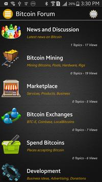 Bitcoin Community apk screenshot