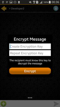 Cipher: Encrypted Messenger apk screenshot