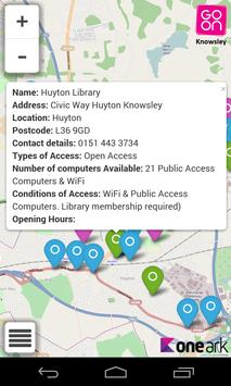 Find Internet Access: Knowsley apk screenshot