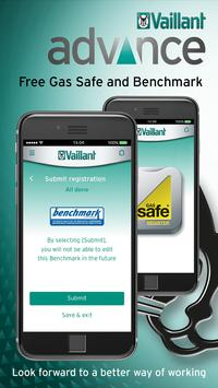 Vaillant Advance apk screenshot