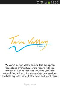 Twin Valley Homes poster