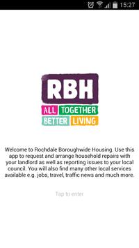 RBH poster