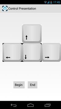 Control Presentations Remote apk screenshot