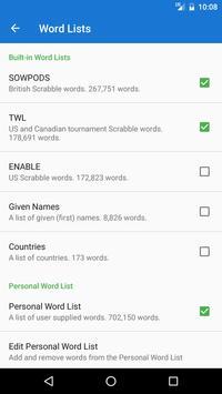 Crossword Solver apk screenshot