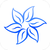 forget-me-not messenger icon