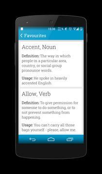 Dicto - Holo Dictionary apk screenshot