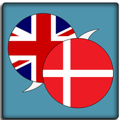English To Danish Dictionary icon