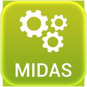 Midas Infoplus icon