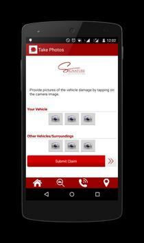 Signature Insurance apk screenshot