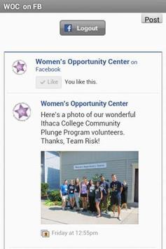 Women's Opportunity Center apk screenshot