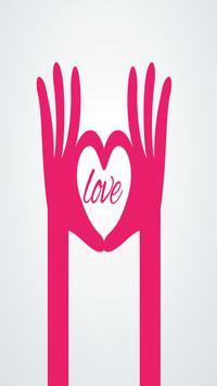 Petits mots d'amour poster