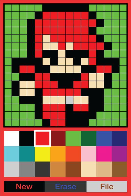 8-Bit Paint - Pixel Art Maker APK Download - Free Productivity APP for Android | APKPure.com