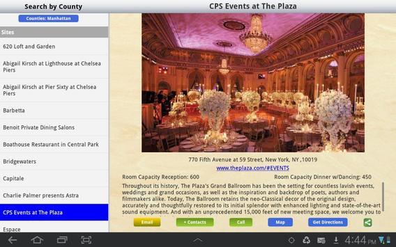 Event Locations apk screenshot
