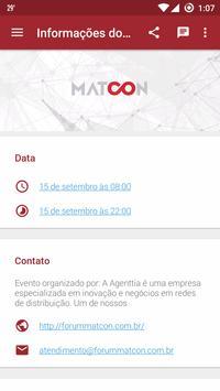 MATCON apk screenshot