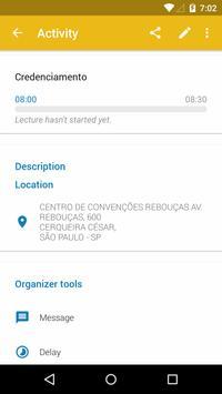 Organização N. de Acreditação apk screenshot