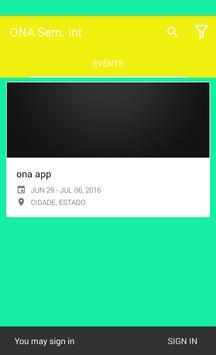 ONA APP apk screenshot