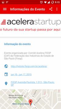 Acelera Startup poster