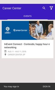 Career Center Networking apk screenshot