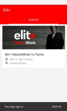 Elit+ MasterMinds apk screenshot