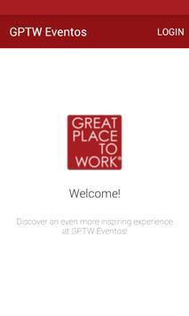 GPTW Eventos poster