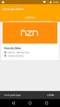 Hora da Zebra by Grupo NZN apk screenshot