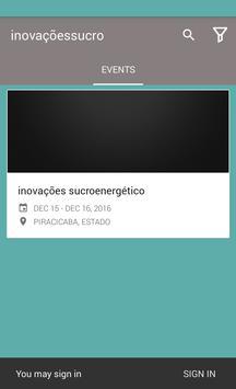 Inovações Sucroenergético apk screenshot