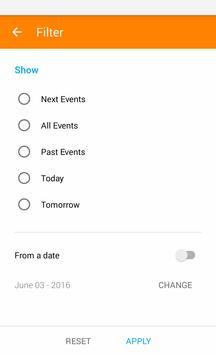 Pixels - Eventos apk screenshot