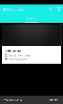 RMC Curitiba apk screenshot