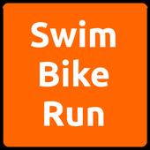 Swim, Bike & Run icon