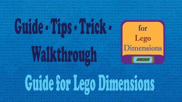 Guide for Lego Dimensions apk screenshot