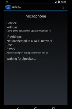 WiFi Ear apk screenshot