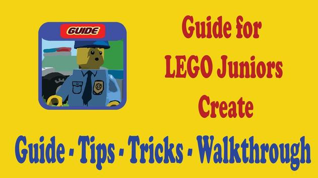 Guide for LEGO Juniors Create apk screenshot