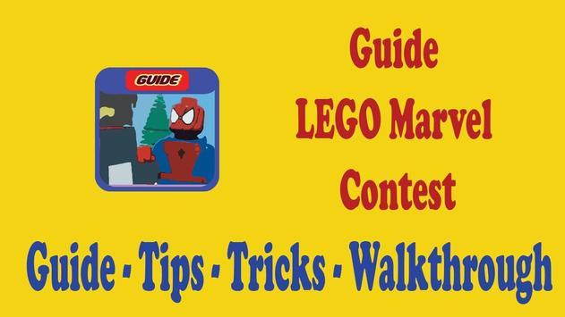 Guide LEGO Marvel Contest apk screenshot
