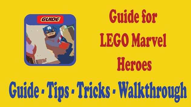 Guide for LEGO Marher poster