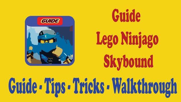 Guide Lego Ninjago Skybound poster