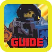 Guide LEGO Knights Nexo icon