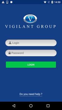 Vigilant Secure poster