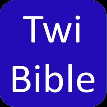 ASHANTE TWI BIBLE poster